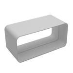 Rectangular Ducting 150mm X 70mm -  Flat Channel Connector