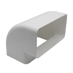RECTANGULAR DUCTING 180MM X 90MM  - VERTICAL BEND 90 DEGREE