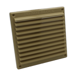 RYTONS 6X6 LOUVRE VENTILATION GRILLE - BUFF-SAND