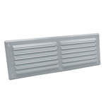 Rytons 9X3 Louvre Ventilation Grille - White
