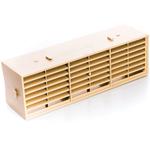Rytons 9X3 Multifix Air Brick - Buff-Sand