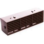 Rytons 9X3 Multifix Air Brick - Brown