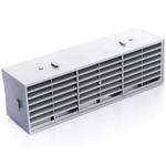 Rytons 9X3 Multifix Air Brick - Grey