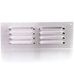 9X3 Aluminium Louvre Vent Cover by Rytons