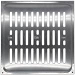 Rytons 9X9 Aluminium Hit & Miss Ventilation Grille