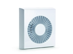 DOMUS SDF AXIAL 150MM TIMER HUMIDISTAT AND PULL CORD FAN WHITE