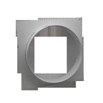 200mm Spigot Plate Adaptor