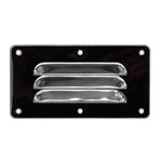 126MM X 67MM VENTILATION GRILLE STAINLESS STEEL