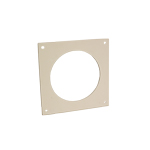 SYSTEM 100 ROUND WALL PLATE