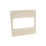 RECTANGULAR DUCTING 150MM X 70MM - WALL PLATE