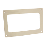 Kair Wall Plate 180mm x 90mm for Rectangular Ducting