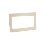 RECTANGULAR DUCTING 180MM X 90MM  - WALL PLATE