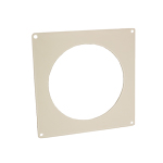 150MM ROUND WALL PLATE