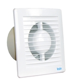 Vectaire AS10TPLUS As Plus Slimline 100mm Axial Fan With Timer