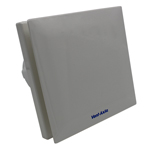 VENT-AXIA VASF100T SILENT TIMER EXTRACTOR FAN FOR BATHROOMS/TOILETS