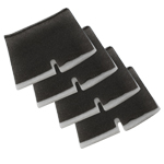 Vent-Axia HR30RF4 Standard Filters For HR30W - 4 Pack