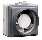 Vent Axia T-Series In-Line Fan TX12IL (W164710)  For Use With 400mm Ducting