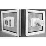 WINDOW CONVERSION KIT FOR INSTALLATION OF KHRV150 RANGE
