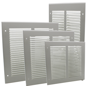 Pressed Steel Grille - 33G
