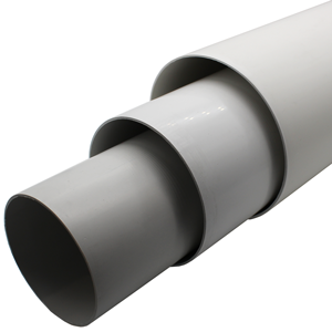 Round Duct - Straight Pipe