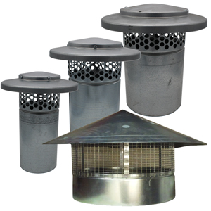 Metal Roof Cowls