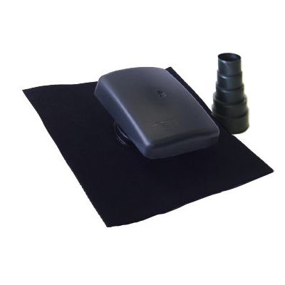 Universal Roof Cowl For Tiled And Slate Roof Ventilation