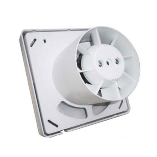 Extraction Fan Quiet : Manrose qf t quiet timer extractor fan for bathrooms and