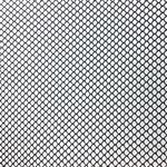 Rytons Black Mesh 4mm X 4mm Holes 145mm Wide - Price Per Metre