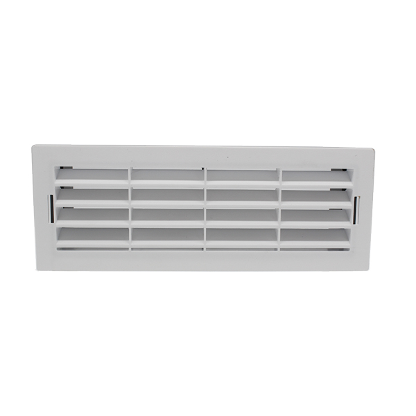 Kair System 204 White Airbrick Grille With Surround