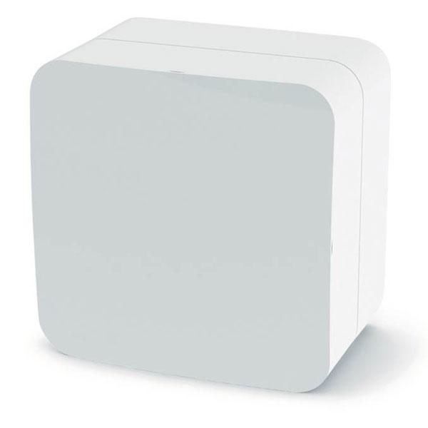Domus Sapphire Centrifugal 100mm Bathroom Timer Fan White (SCF100-T)