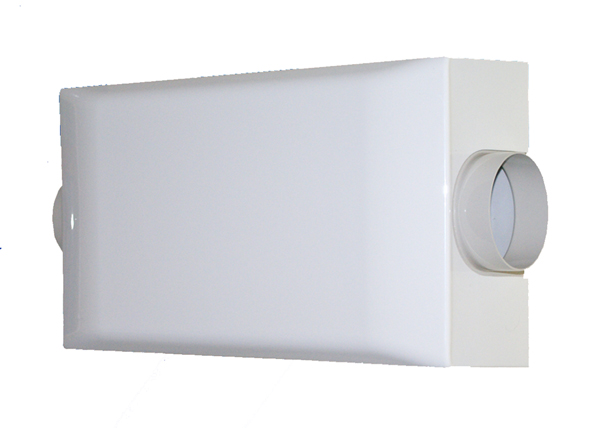 Vectaire PPF4 Positive Pressure Unit - Wall/Cupboard Mounted