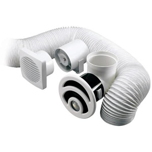 110mm 12v Fan : Grehc tbk greenwood mm v shower kit with fan and