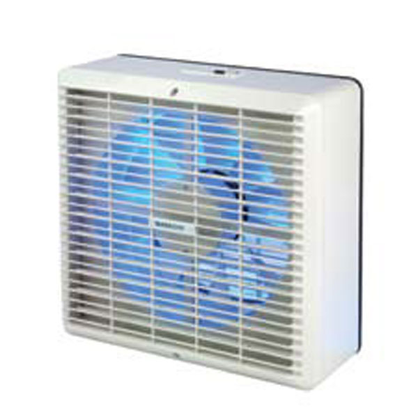 Manrose WF230 Fan - Extractor Window/Wall Basic - 230mm