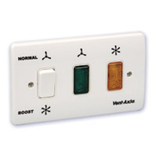 VENTAXIA 2 WAY SWITCH WITH NEONS (459746)