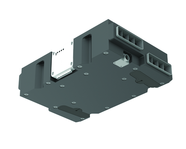 Domus Hrx-Aq Mechanical Ventilation With Heat Recovery Ceiling Unit 240mm Bypass...