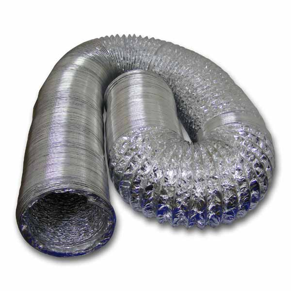Aluminium Flexible Ducting - 10M  - 300mm
