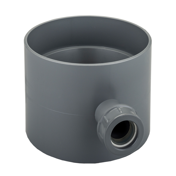 125mm Condensation Trap With Overflow