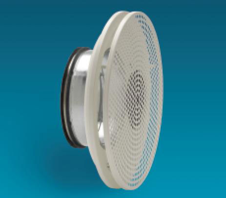 CIRCULAR PERFORATED CEILING DIFFUSER - 400MM