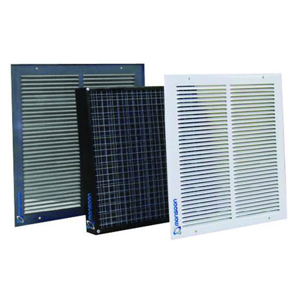 300mm X 300mm Door Grille Set