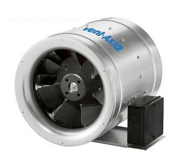 355mm Eco Mixed Flow Fan EMF35512 - Vent Axia Industrial
