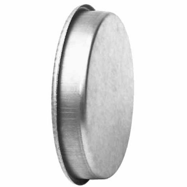GALVANISED END CAP - 150MM