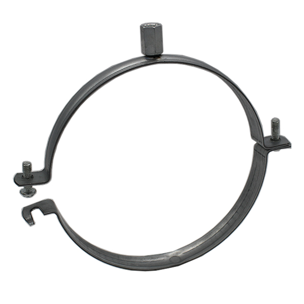 Galvanised Duct Suspension Ring - 125mm
