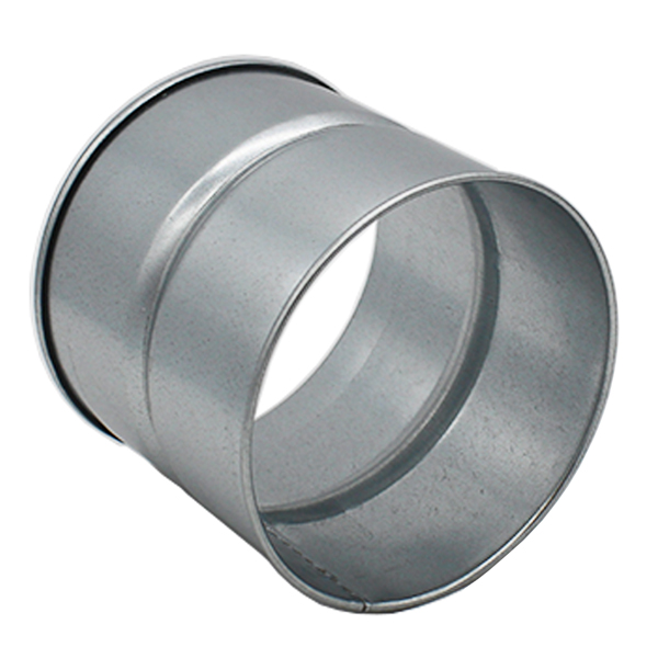 Galvanised Female Sleeve Coupling Connector - 100mm 4 inch