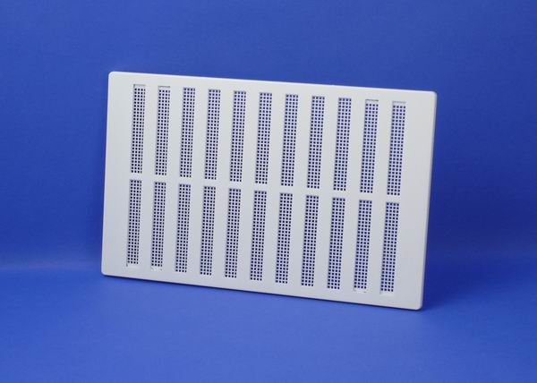 RYTONS 9X6 FLAME RETARDANT HIT & MISS VENTILATION GRILLE