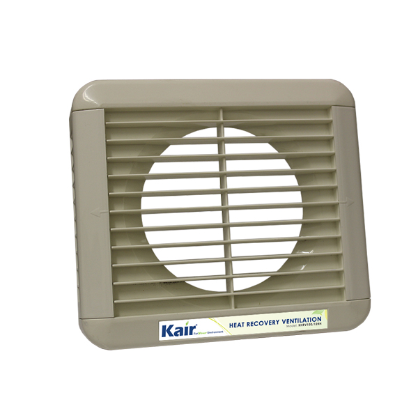 Replacement Front Fascia and Side Grilles For Kair KHRV150 Range - White