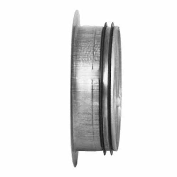 GALVANISED SAFE TAKE - OFF WITHOUT RADIUS  - 1422MM