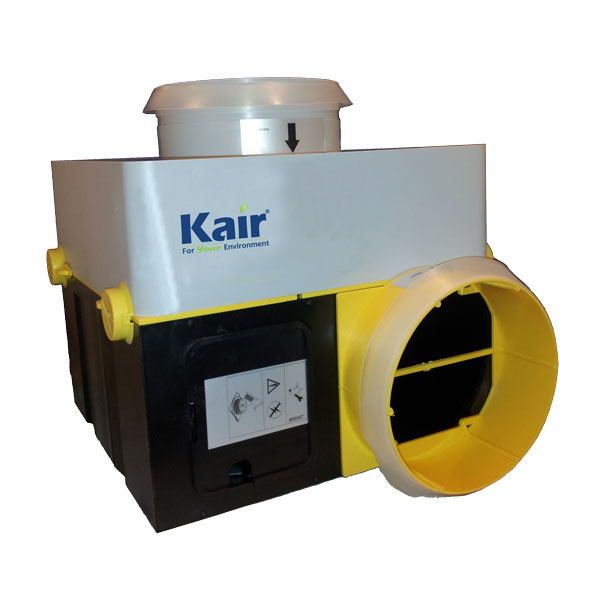 Kair Kalahari Condensation Control Positive Pressure Unit for homes with lofts - KWH150