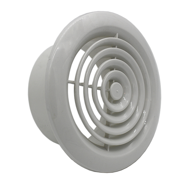 Manrose 2150W 150mm White Ceiling Grille