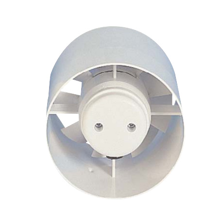 Manrose ID100 Fan - Inline Tube Fan Without Bracket - 100mm