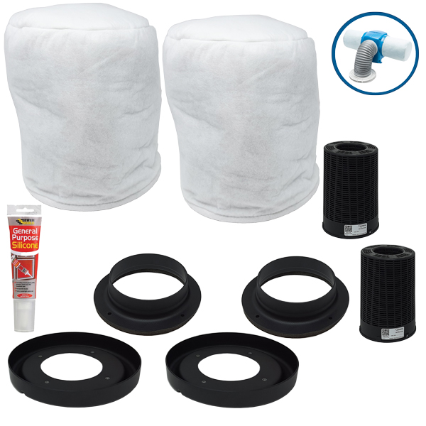 Nuaire Blue Drimaster ECO NOX Filter Upgrade Kit for Existing ECO Units